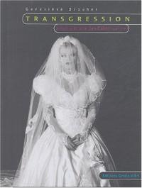 Transgression : Un trajet dans l'oeuvre de Jan Fabre (1996-2003)