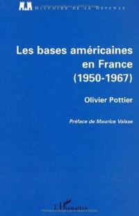 Les bases américaines en France