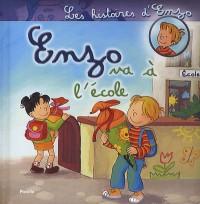 Enzo va à l'école