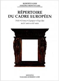 Répertoire du cadre européen