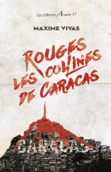 Rouges les collines de Caracas