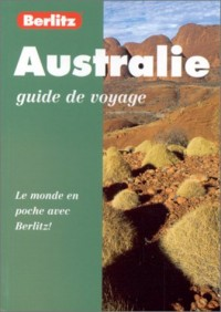 Berlitz Australia Pocket Guide in French
