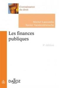 Les finances publiques - 9e éd.