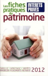 Les Fiches Pratiques du Patrimoine 2012