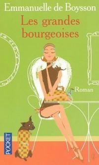 Les grandes bourgeoises