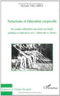 Naturisme et éducation corporelle
