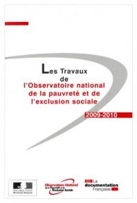 Les travaux de l'observatoire national de la pauvreté et de l'exclusion