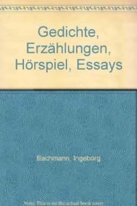 Gedichte - Erzählungen - Hörspiel - Essays