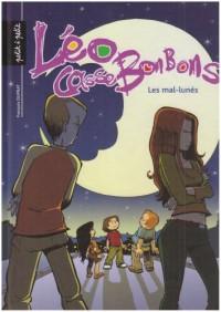Léo Cassebonbons, Tome 2 : Les mal-lunés
