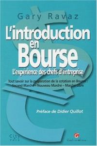 L'introduction en Bourse : L'expérience des chefs d'entreprises