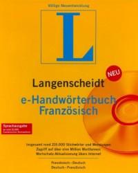 e-handwörterbuch französisch cd-rom
