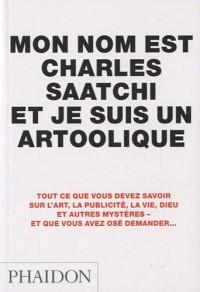 Mon nom est Charles Saatchi et je suis un artcoolique