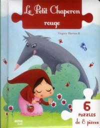 Le Petit Chaperon Rouge (Mon Livre Puzzle)