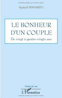 Le bonheur d'un couple : De vingt à quatre-vingts ans