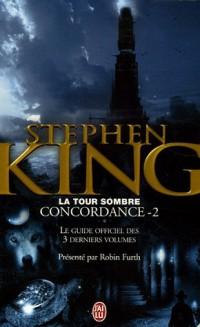 La Tour sombre : Concordance, Tome 2 : Concordance