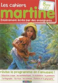 Les cahiers Martine CE2 : Révise le programme en t'amusant !