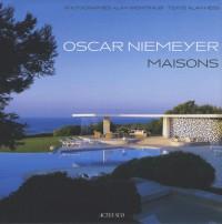 Oscar Niemeyer : Maisons