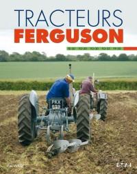 Tracteurs ferguson : TE-20, TO-20, TO-30, TO-35, FF-30