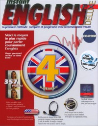 Instant English Deluxe FX niveau 4 : CD-ROM