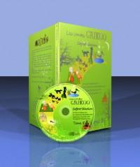 Contes audio pour Enfants - Les contes Grikoo - Coffret - Tome 5