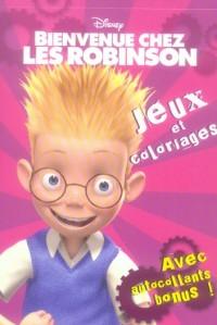 Bienvenue chez les Robinson : Jeux et coloriages