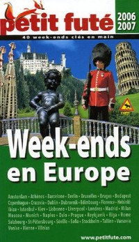 Le Petit Futé Weeks-ends en Europe