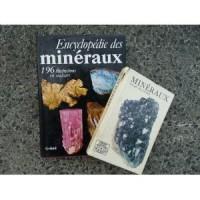 Encyclopédie des minéraux.