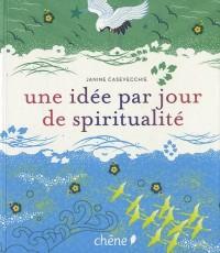 Une idée par jour de spiritualité