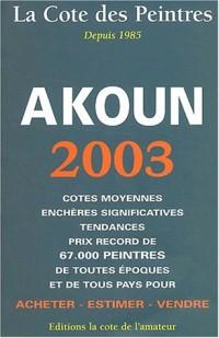 La Cote des Peintres 2003