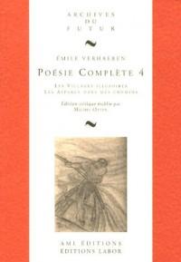 Poésie complète, Tome 4 : Les Villages illusoires, Les Apparus dans mes chemins
