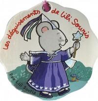 Les déguisements de Lili Souris