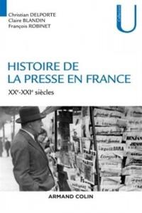 Histoire de la presse en France - XXe-XXIe siècles