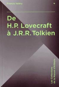 De H.P. Lovecraft a J.R.R. Tolkien