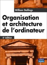 Organisation et architecture de l'ordinateur, 6e édition