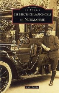 Les débuts de l'automobile en Normandie