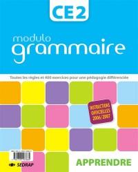 Lot Modulo Grammaire CE2 Classeur Excercices + Classeur Corriges