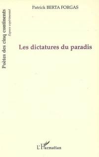 Dictatures du Paradis