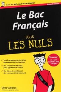 Le Bac Français