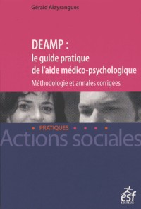Deamp le Guide Pratique de l Aide Medico Psychologique