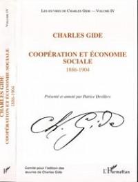 Charles gide (v4) cooperation et économie sociale 1886-1904