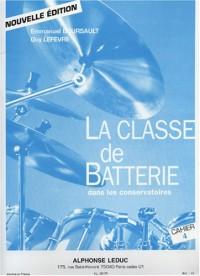 Classe de Batterie dans les Conservatoires - Volume 4