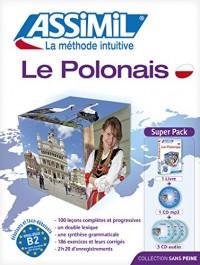 Superpack Polonais (livre + 3 CD audio + 1 CD mp3)