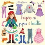 Poupées en papier à habiller