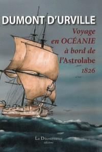 Voyage de Dumont d'Urville en Océanie