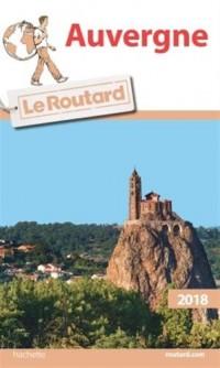 Guide du Routard Auvergne 2018