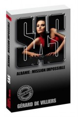 SAS 133 Albanie mission impossible [Poche]