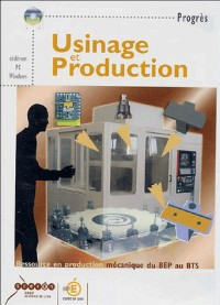 Usinage et production : CD-ROM