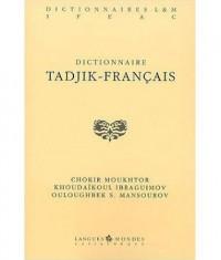 Dictionnaire tadjik-français