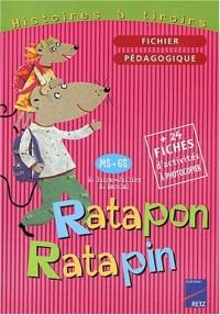 Ratapon, Ratapin : Fichier pédagogique MS-GS