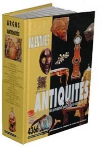 Argus Valentine's Antiquités